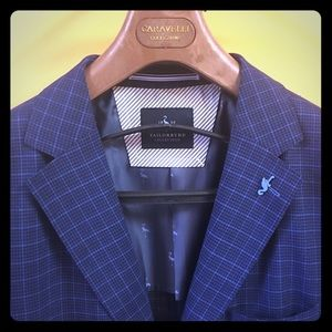 TAILORBYRD COLLECTION Sports Jacket